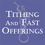 Tithing And Fast Offerings